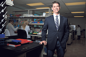 Kevin Conroy, Exact Sciences