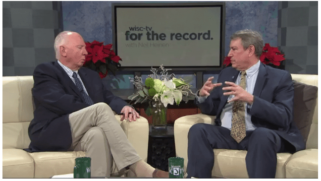 For The Record: Tom Still and the WI Governors Business Plan Contest